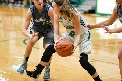 VARSITY Girls vs. Northwestern-21
