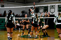 Volleyball vs Clearview 8