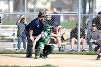 JV Softball G1 vs. Fairview take 2-5