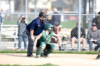 JV Softball G1 vs. Fairview take 2-6