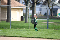 JV Softball G1 vs. Fairview take 2-9
