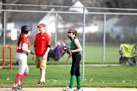 JV Softball G1 vs. Fairview take 2-11