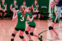 7th grade Volleyball 10.11.2017-8