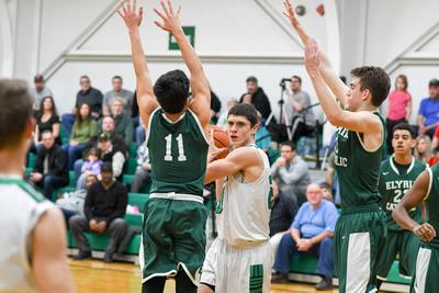 Boys Basketball vs Elyria Catholic-6