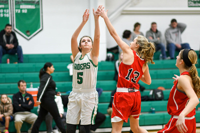 JV girls vs. Firelands-22