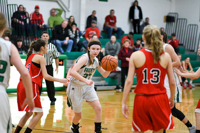 JV girls vs. Firelands-30