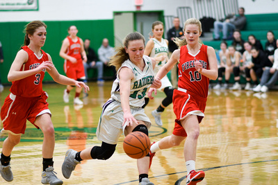 Varsity girls vs. Firelands-44