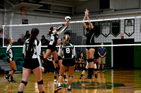 Volleyball vs Clearview 11