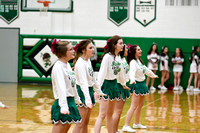Varsity CHEER vs. Firelands (2)